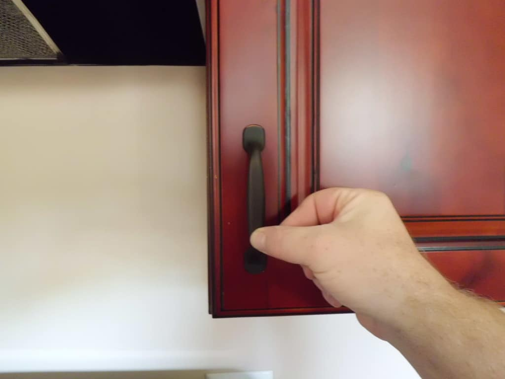 kitchen cabinet handle