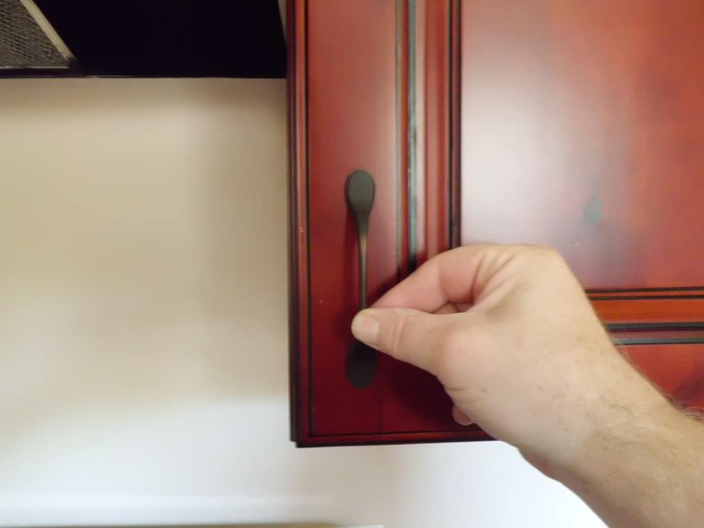 kitchen cabinet handle