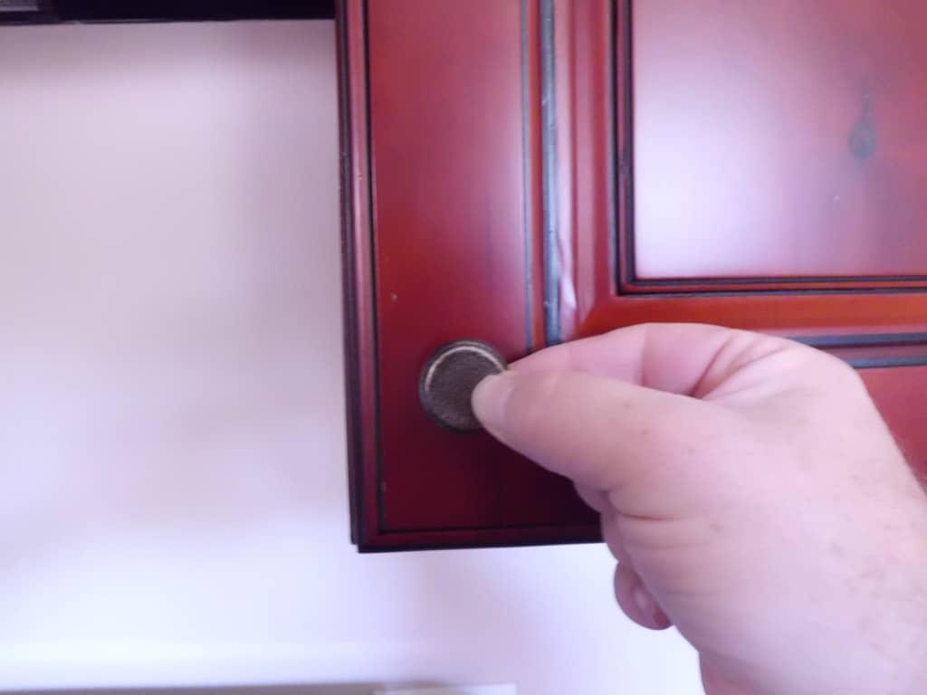 kitchen cabinet knob