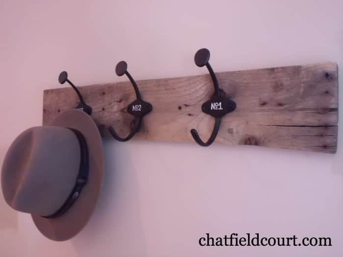 Entryway Coat Hooks | chatfieldcourt.com