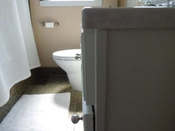 Painting My Bathroom Vanity | Chatfield Court.com