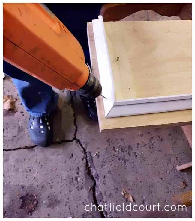 Capping a Knee Wall | chatfieldcourt.com