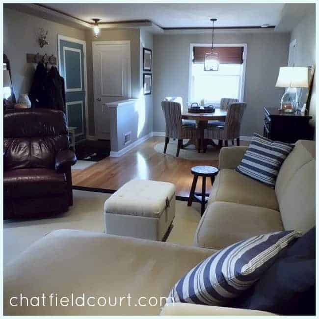 Details Of My Living Dining Entry Redo Chatfieldcourt Com
