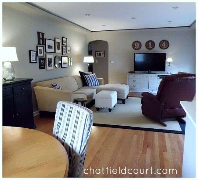 Details of my Living/Dining/Entry Redo | chatfieldcourt.com