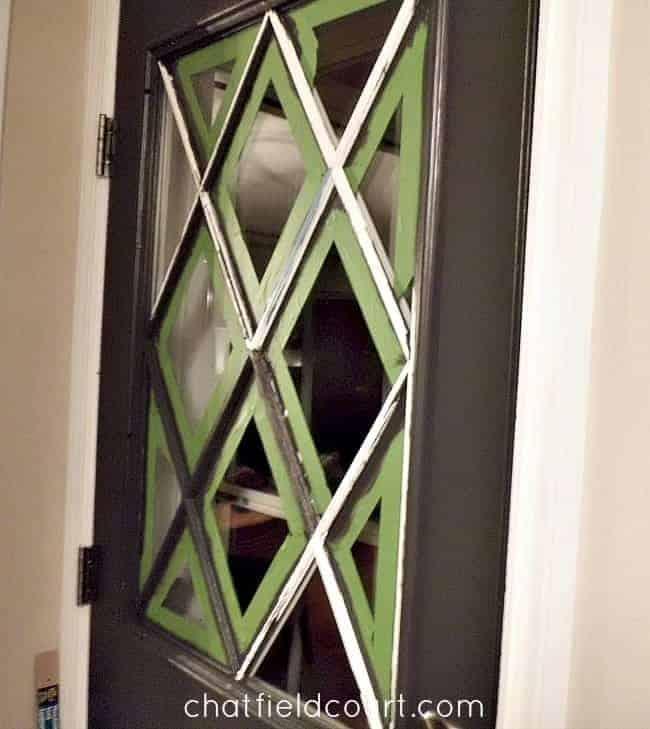 Painting My Back Door (a Fail) | chatfieldcourt.com
