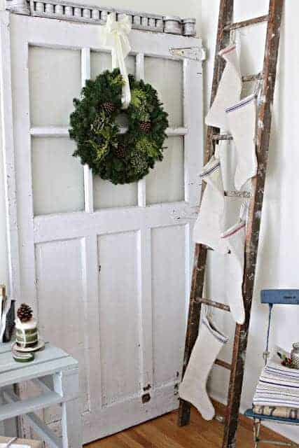 Hanging Your Stockings, When You Don't Have a Mantel | Chatfield Court.com