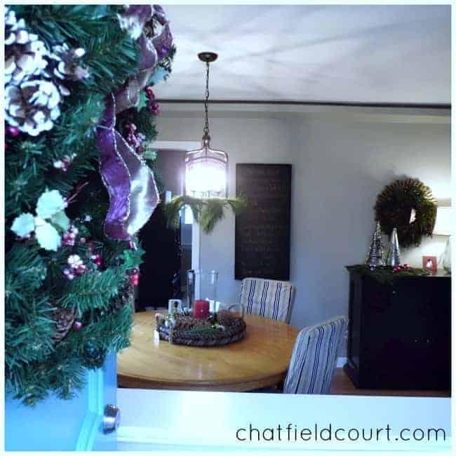 Christmas House Tour 2013 | chatfieldcourt.com