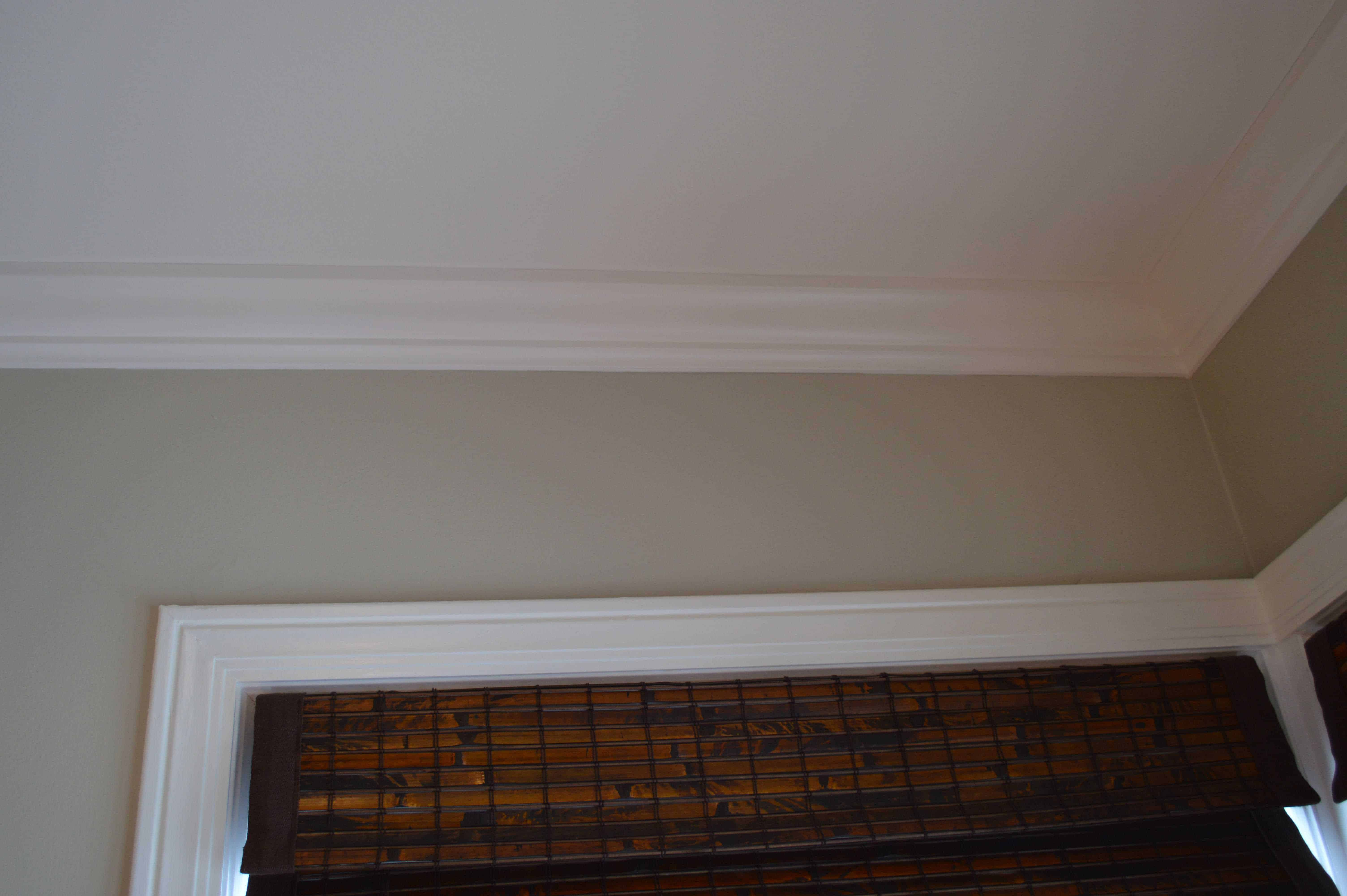 installing crown molding. Black Bedroom Furniture Sets. Home Design Ideas