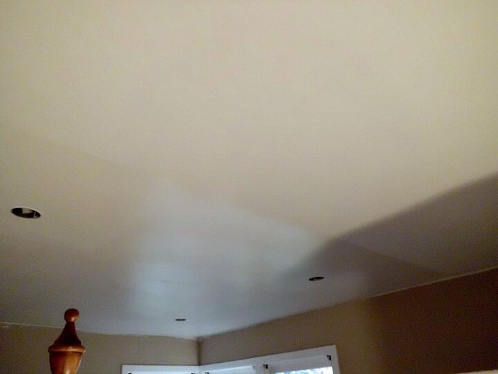 painting a master bedroom ceiling