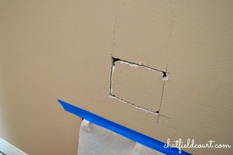 Moving an Electrical Outlet | chatfieldcourt.com
