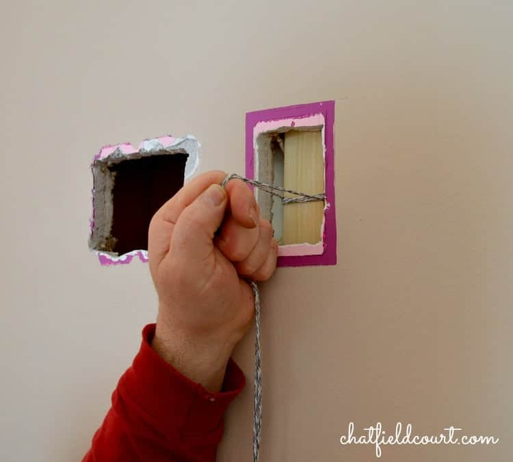 Patching a Hole in Sheetrock | chatfieldcourt.com