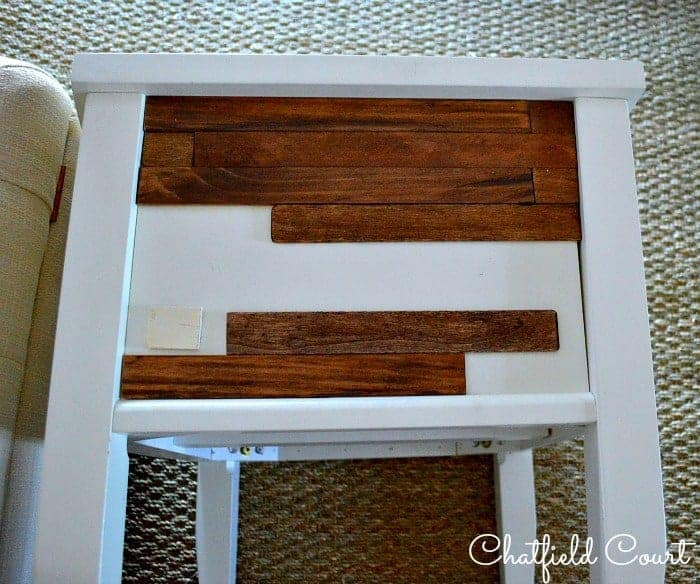 Changing the Look of a Nightstand | Chatfield Court
