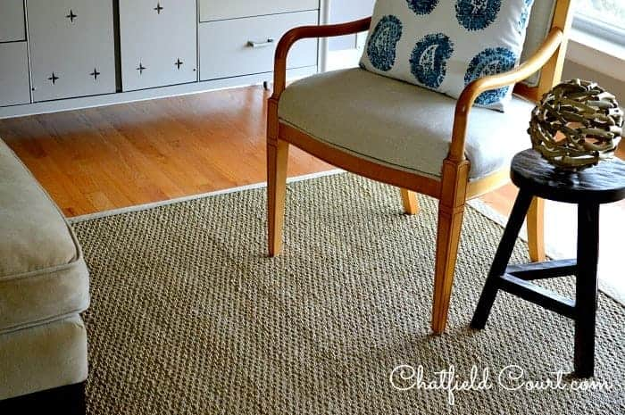A New Rug and Painting Round 2 | Chatfield Court
