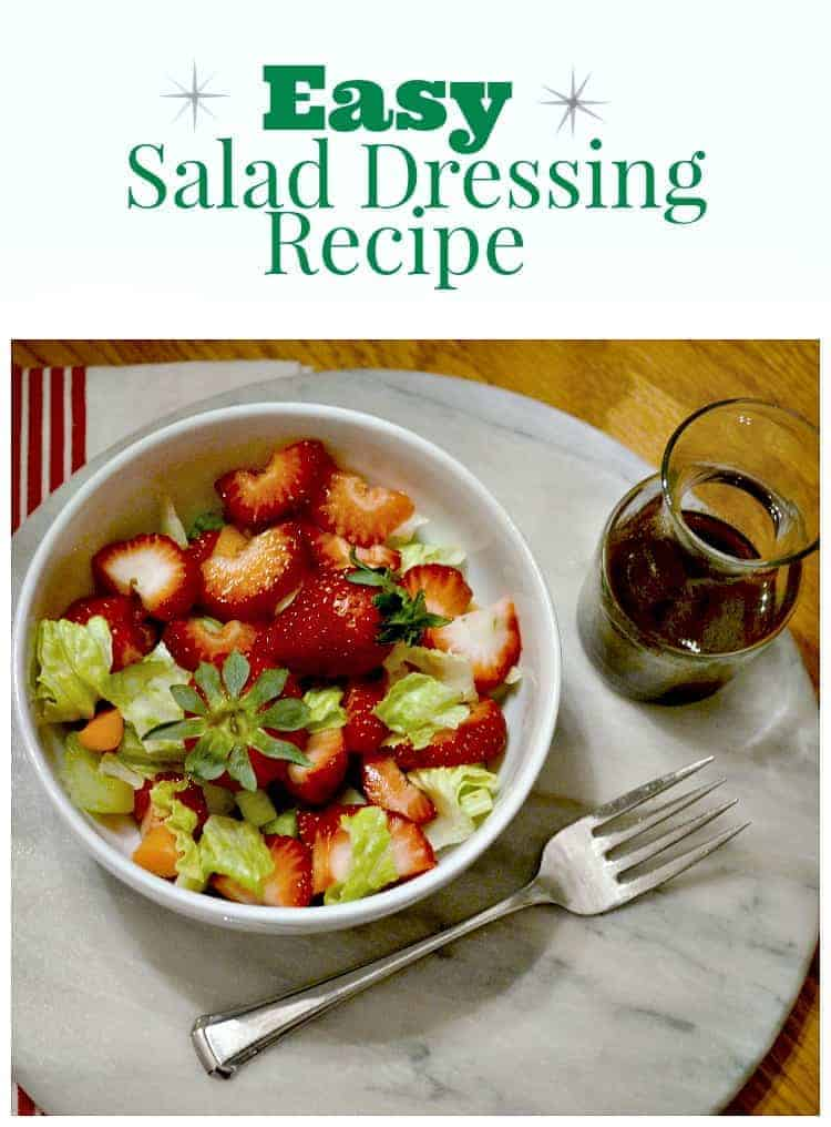 Easy Salad Dressing and the Animals are Wild | Chatfield Court