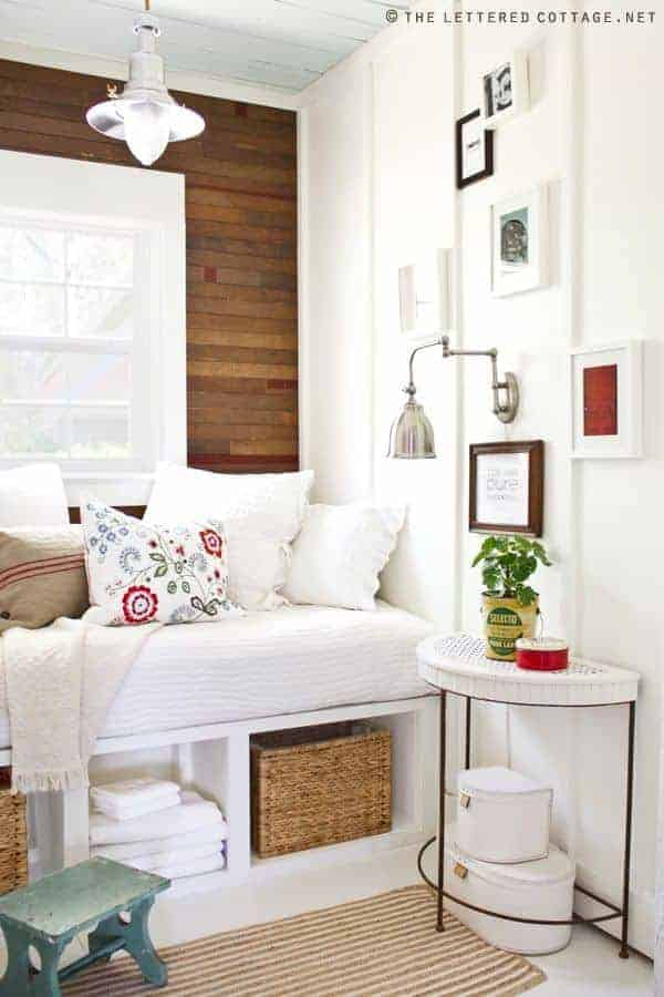 5 Tips for Small Space Living: Bedrooms | Chatfield Court.com