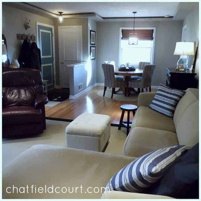 A Giveaway and Our Home One Year Later | Chatfield Court.com