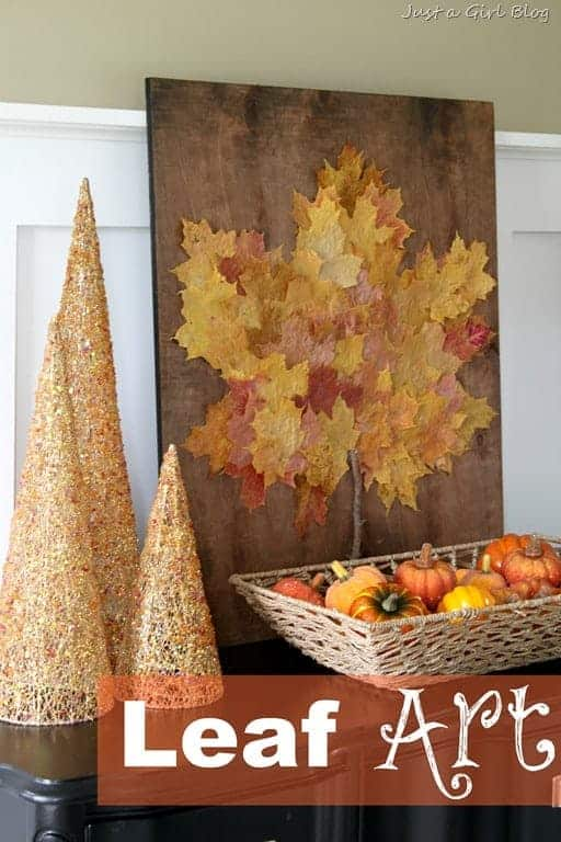 10 diy fall decor ideas for Fall diy crafts pinterest