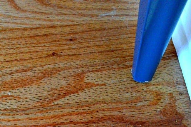 Easily Fix Scratches On Hardwood Floors