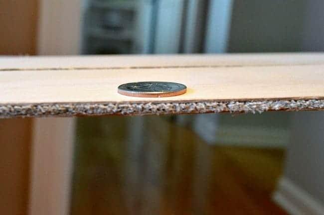 Easy and Inexpensive Shiplap Wall Tutorial| www.chatfieldcourt.com