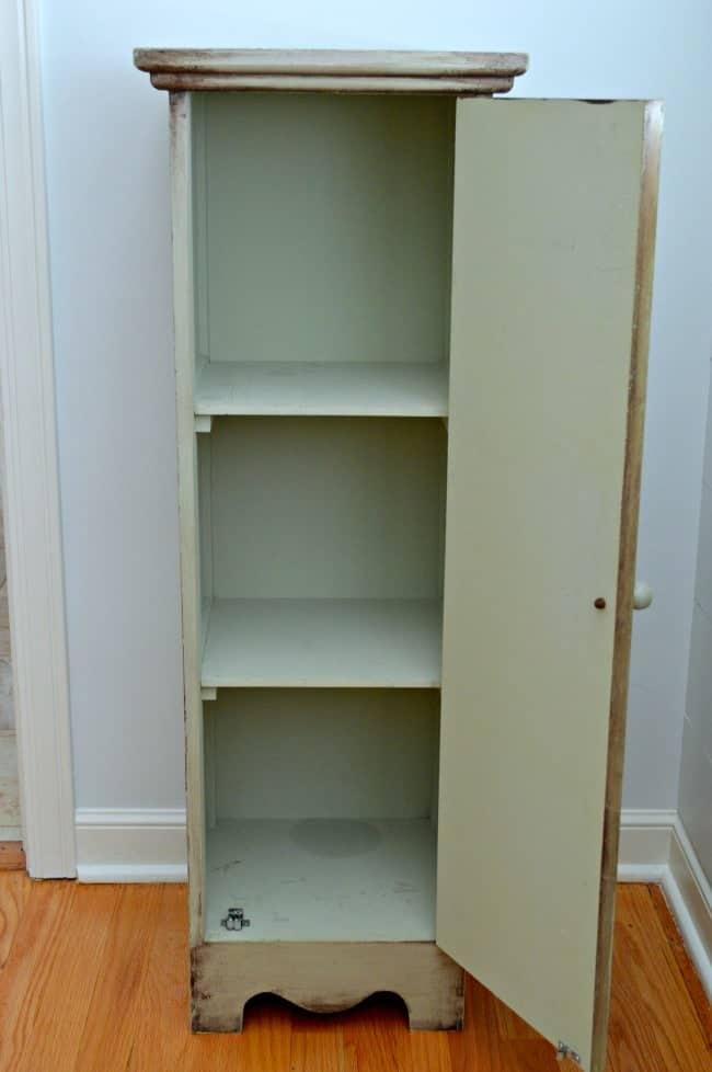 Chalk Paint Cabinet | chatfieldcourt.com