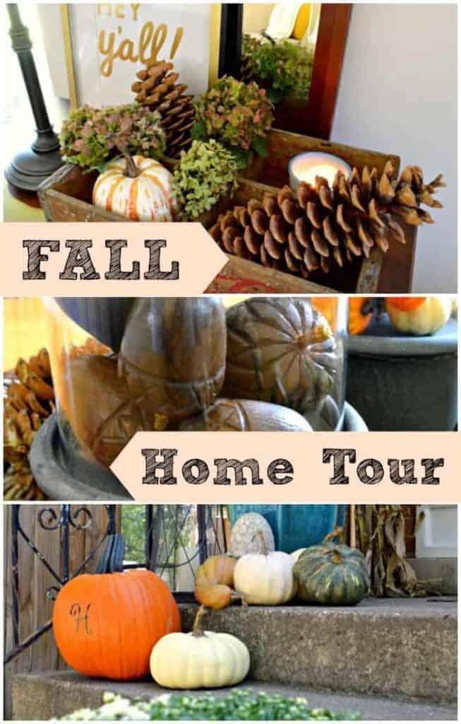 Fall Home Tour | chatfieldcourt.com