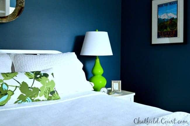 Guest Bedroom Reveal | Chatfield Court