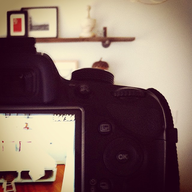 Photo shoot for my guest bedroom makeover. Sharing the reveal tomorrow #ontheblog. #diy #decor