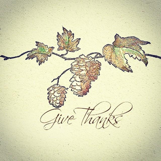 Happy Thanksgiving! #thanksgiving