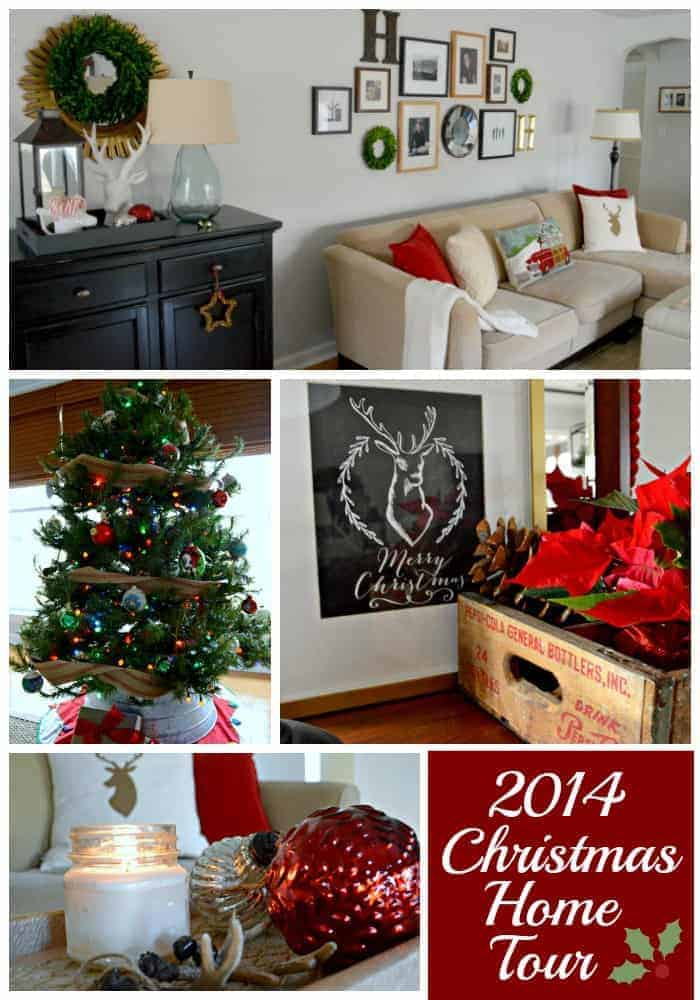 Christmas Home Tour 2014 | chatfieldcourt.com