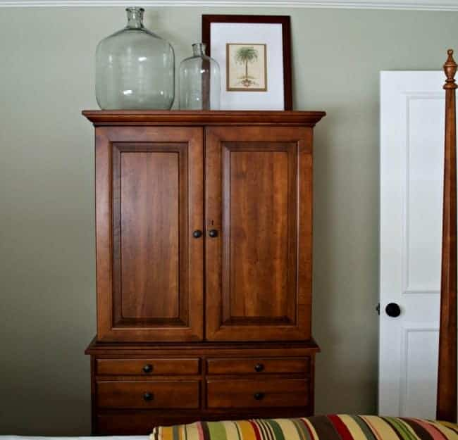Attirant Decorate The Top Of An Armoire | Chatfieldcourt.com ...