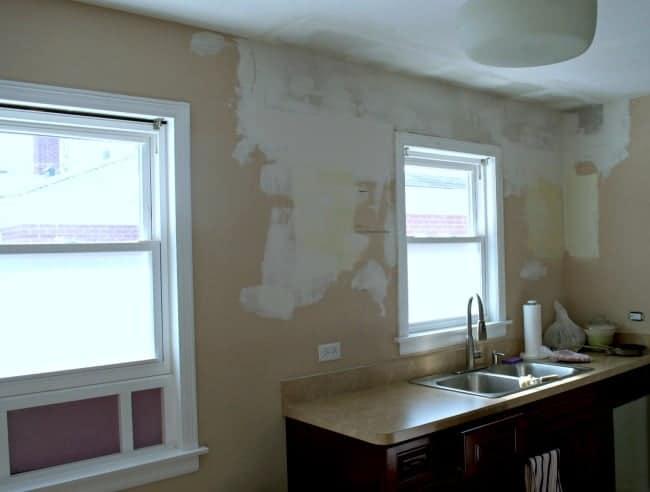 Kitchen Reno Raising A Window Sill Chatfield Court