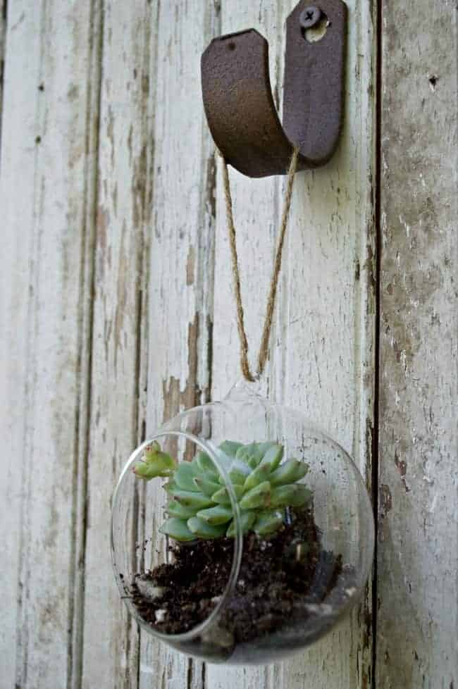 outdoor candle holder 13