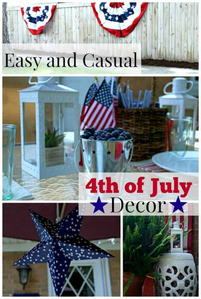 Easy and Casual 4th of July - chatfieldcourt.com
