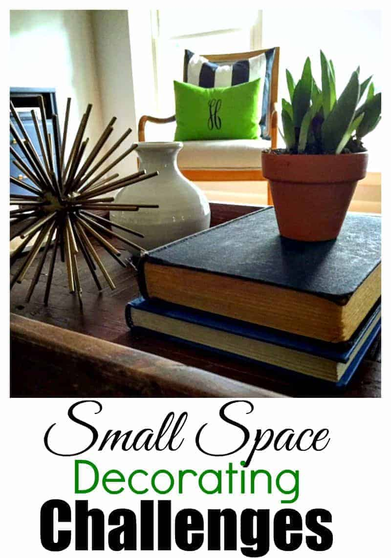 Small Space Decorating Challenges | www.chatfieldcourt.com