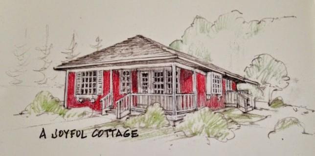 A Joyful Cottage Header
