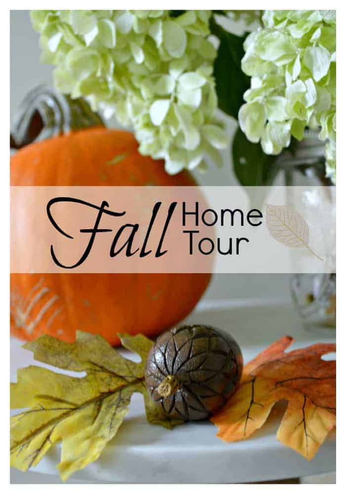 Top posts of 2015: Fall home tour decorated with natural elements | chatfieldcourt.com