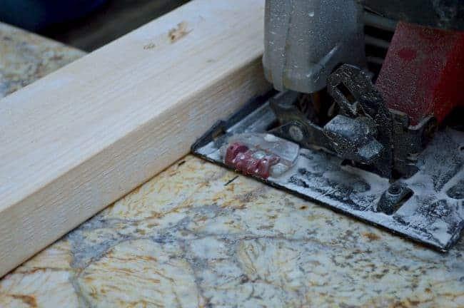 how to cut granite diy