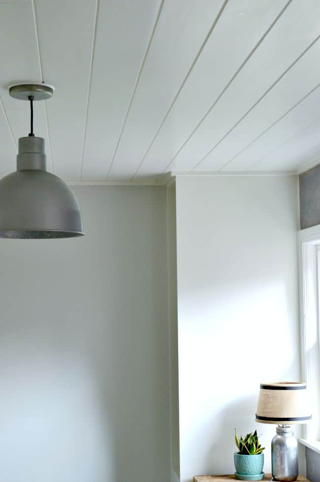 How we added recessed lighting to a small, dark kitchen. | www.chatfieldcourt.com