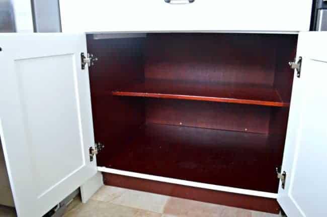 Easy Cutting Board Storage Solution | www.chatfieldcourt.com