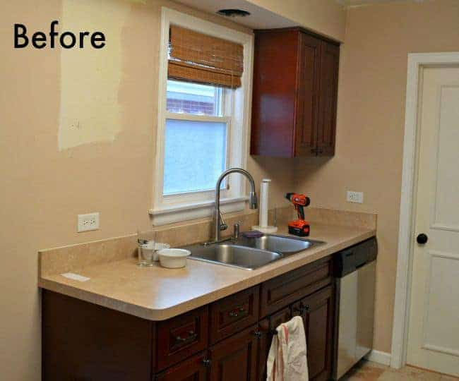 Kitchen Reno: New Kitchen Sink | chatfieldcourt.com