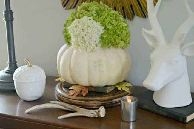10 Minute Fall Decor | chatfieldcourt.com