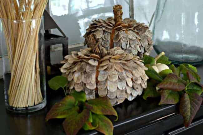 Rustic Natural Pumpkins from Target | www.chatfieldcourt.com