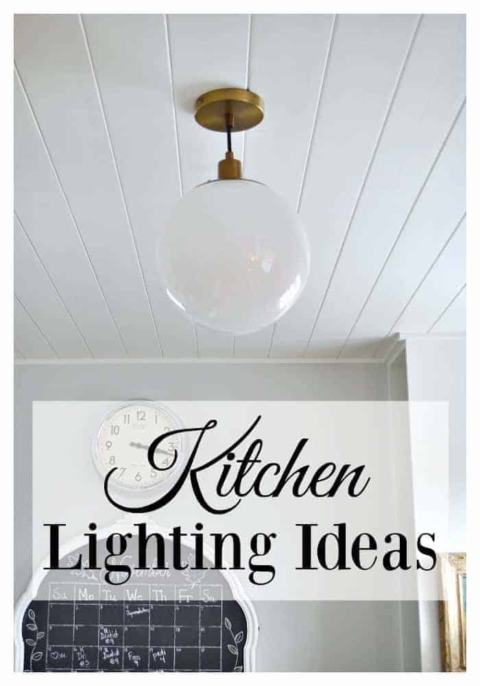 Adding a new kitchen light during a remodel | chatfieldcourt.com