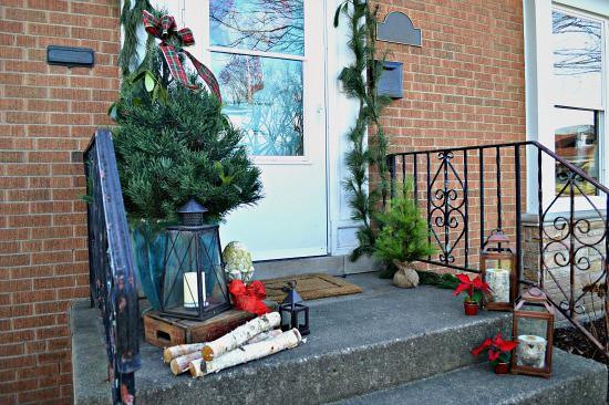 Christmas Porch 2015