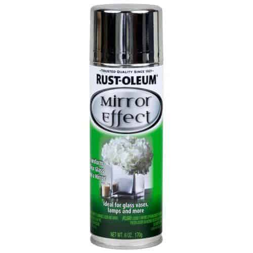 Rustoleum looking glass spray | chatfieldcourt.com