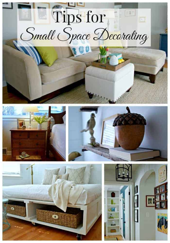 Top posts of 2015: Tips and tricks for small space decorating | www.chatfieldcourt.com