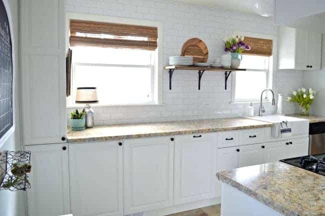 kitchen remodel reveal chatfield court. Black Bedroom Furniture Sets. Home Design Ideas