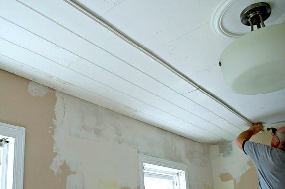 Where to Find Primed Tongue and Groove Ceiling Planks