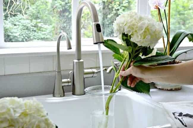 Installing a new kitchen faucet from Moen. A DIY project anyone can tackle. chatfieldcourt.com