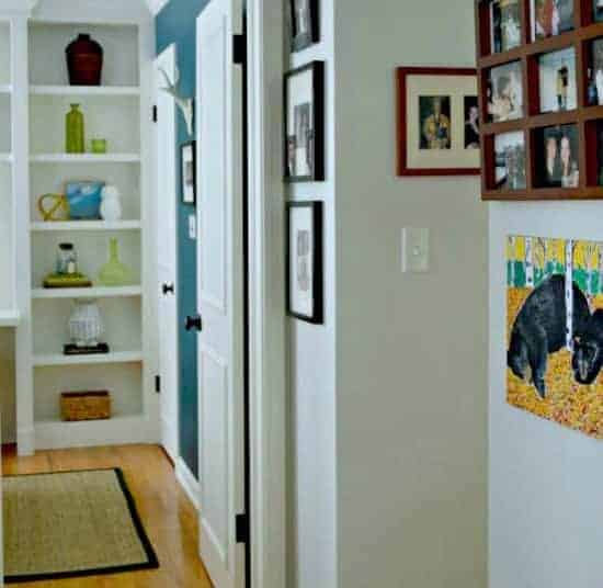 small hallway decorating ideas 2